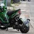 Постер, плакат: Yamaha mio soul gt modification