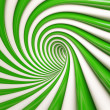 3d Abstract Spiral - Stock Photo