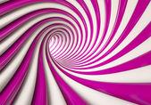 Rosa sfondo geometrico — Foto Stock