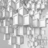 Concepto de arquitectura creativa — Foto de Stock