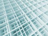 Abstract architectuurontwerp — Stockfoto