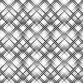 Seamlees Abstract Geometric Wallpaper — Stock Vector
