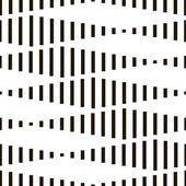 Seamless Monochrome Geometric Wallpaper — Stock Vector
