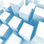 Building Blocksr — Stock Photo
