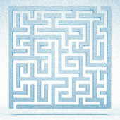 Maze Design — Stock Photo