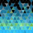 Triangles Pattern  — Stockvectorbeeld