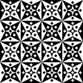 Sömlös stjärna mönster — Stockvektor