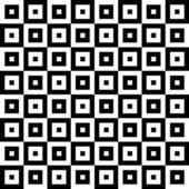 Wzór kwadratów bez szwu — Wektor stockowy