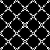 Monochrome Halftone Background — Vector de stock