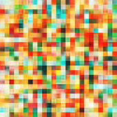 Seamless Colorful Pattern — Vecteur
