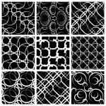 Seamless Pattern Set — Stock Vector #39539575