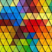 Mosaic Pattern — Stock Vector