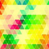 Vector Geometric Pattern — Stock Vector