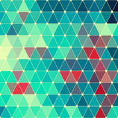 幾何学的なパターン ベクトル — ストックベクタ