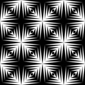Seamless Geometric Background — Stock Vector