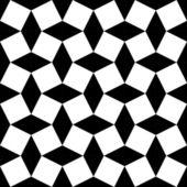 シームレスな菱形パターン — ストックベクタ