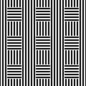 Seamless Lines Pattern — Stock Vector