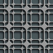 Seamless Grid Background — Wektor stockowy