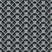 Seamless Grid Background — Stockvektor