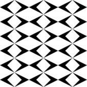 Patrón de cuadrícula inconsútil — Vector de stock