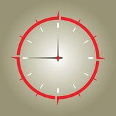 Concepto de tiempo — Vector de stock