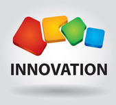Innovation-Symbol — Stockvektor