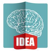 Innovative idea — Stock Vector