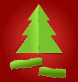 Vector christmas achtergrond — Stockvector