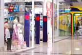 Seizoensgebonden verkoop in winkel — Stockfoto