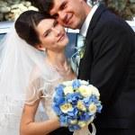 Bride and groom — Stock Photo #33647143