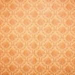 Vintage floral wallpaper — Stock Photo