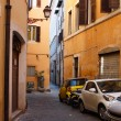 Ancient streets of Rome — Stock Photo