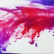 Stock Photo: Ink in water