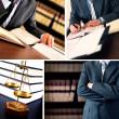 abogado — Foto de Stock