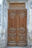Old doors — Stock Photo