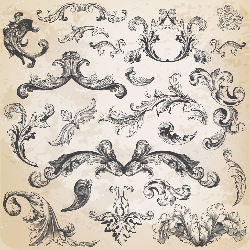 Дизайн элементов декора