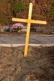 Graveyard - 5 — Stock Photo