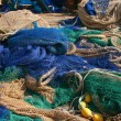 Fishing Nets Calpe - 1 — Stock Photo #13838020