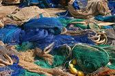 Fishing Nets Calpe - 1 — Stock Photo