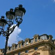 Royalty-Free Stock Photo: Street Lantern Paris - 1