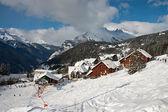 Alpes en invierno - 3 — Foto de Stock