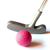 Mini Golf Material - 02 — Stock Photo