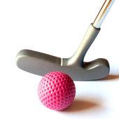 Mini Golf Material - 02 — Stock Photo
