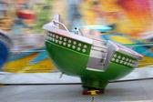 Giostra alta velocità - 2 — Foto Stock