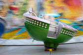 High-speed-karussell - 2 — Stockfoto