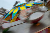 High Speed Carousel - 3 — Stock Photo