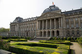 Royal Palace Brussels - Horizontal — Stock Photo