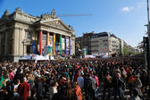 Belgian Pride 2013 - 14 — Stock Photo