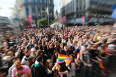 Belgian Pride 2013 - 13 — Stock Photo