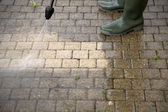 High Pressure Cleaning - 3 — Stok fotoğraf
